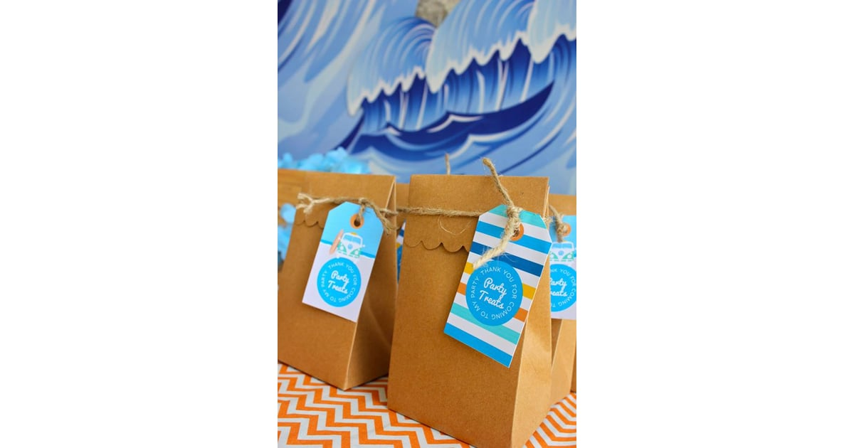 Favor Boxes A Surf Shack Birthday Party Inspired By Teen Beach Movie Popsugar Moms Photo 15