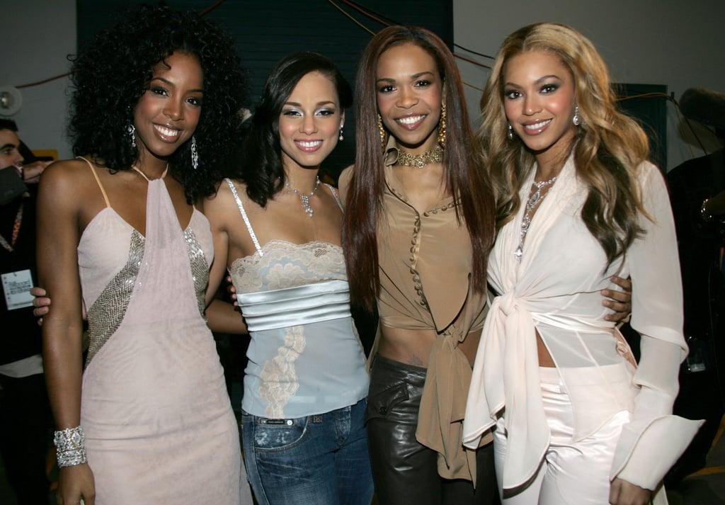 Destiny's Child and Alicia Keys, 2004