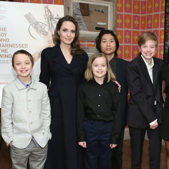 Angelina Jolie on How Being a Mom Changes With Teenagers