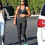 Kelly Rowland Out in LA July 2016