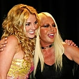 When She Became BFFs With Donatella Versace