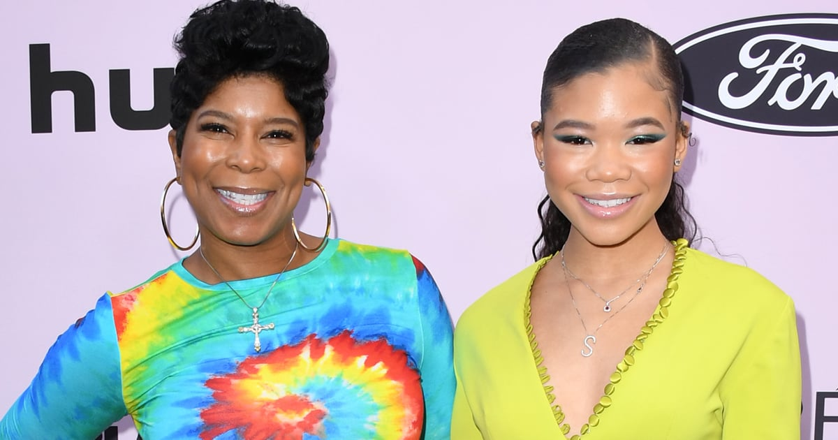 """Storm Reid """"Felt ALL the Love"""" at Her Surprise 18th Birthday Party (Courtesy of Her Mom).jpg"""