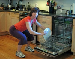 Strengthening Exercises for Time Spent Cooking in the Kitchen