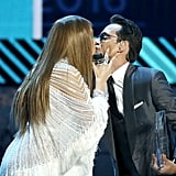 Then Kissed Marc on Stage