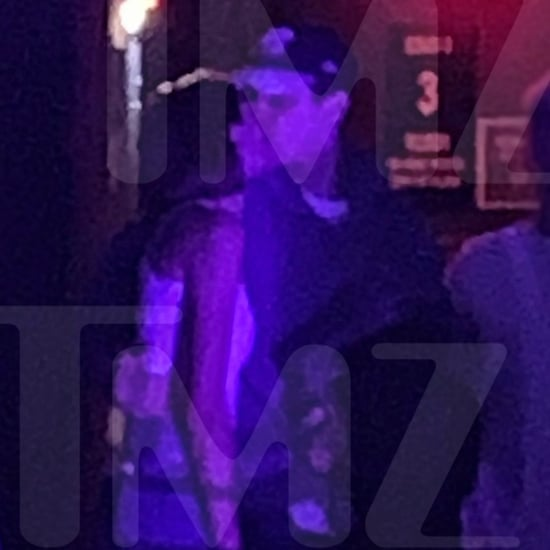 Pete Davidson and Kaia Gerber Kissing at NYC Concert Photos