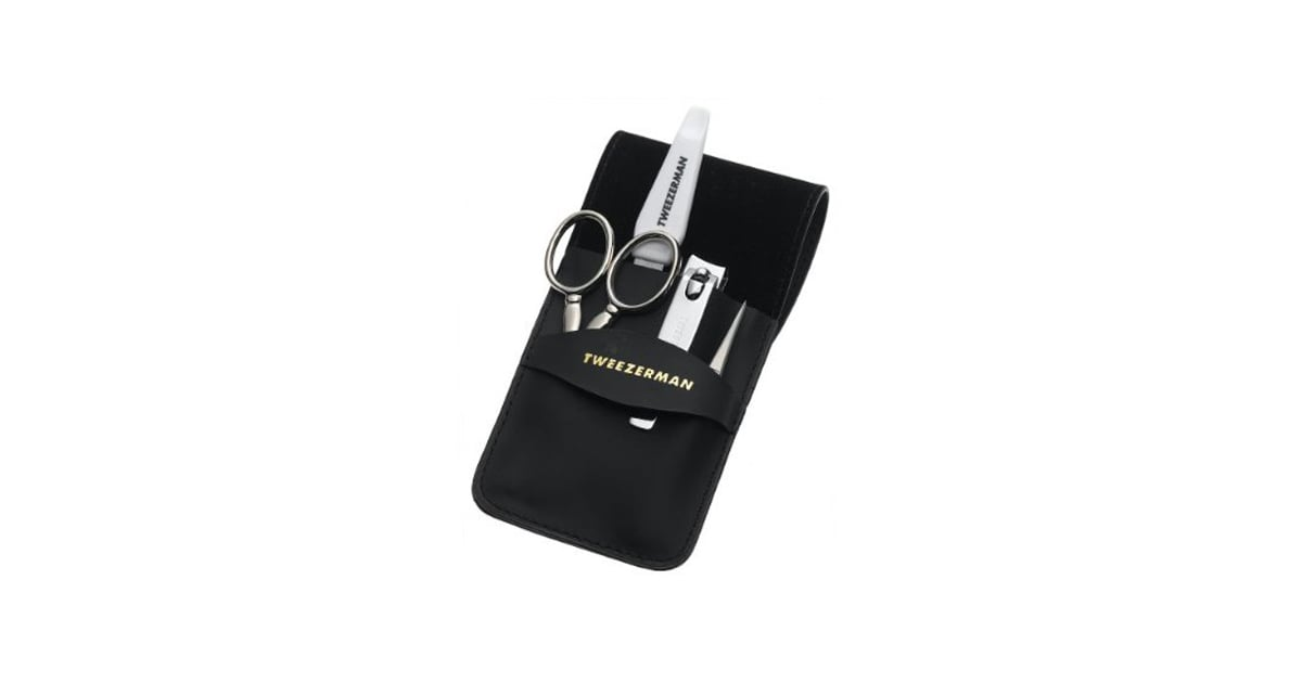 Tweezerman Deluxe Men's Grooming Kit (Approx. $17 ...