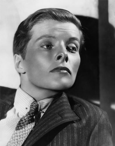 Dressed as a Boy For Sylvia Scarlett, 1936