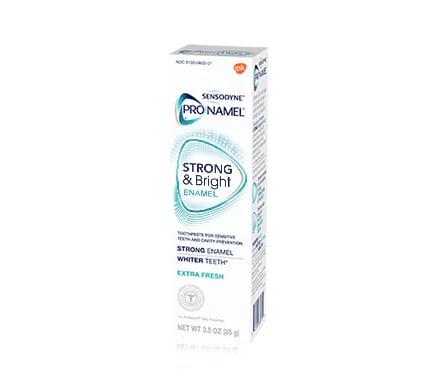 Pronamel® Strong & Bright Enamel Toothpaste
