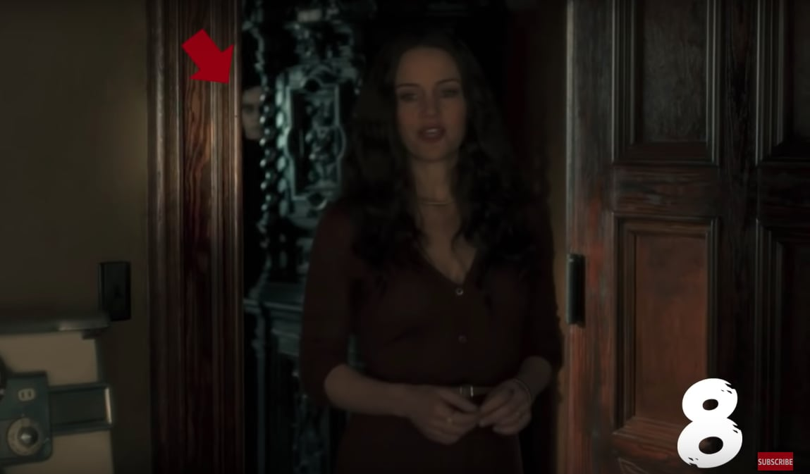 Hidden Ghosts In Haunting Of Hill House Popsugar Entertainment Uk