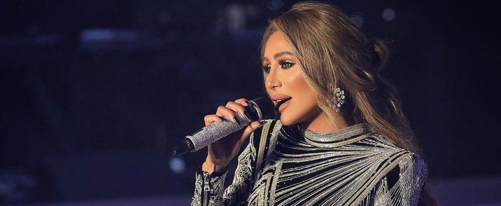 مايا دياب تقيم حفلاً غنائيّاً افتراضيّاً في مايو 2020