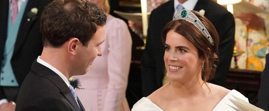 الأميرة يوجيني تتزوج جاك بروكسبانك