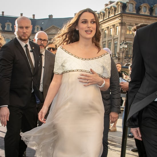 When Is Keira Knightley Due With Her Second Baby?