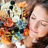 You'll Fall in Love With Every Detail of This Autumn Wedding