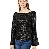 BB Dakota Kira Sequin Top