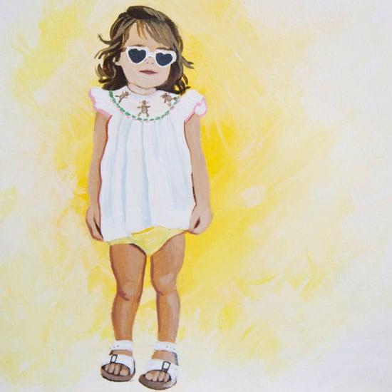 Custom Kids' Portraits