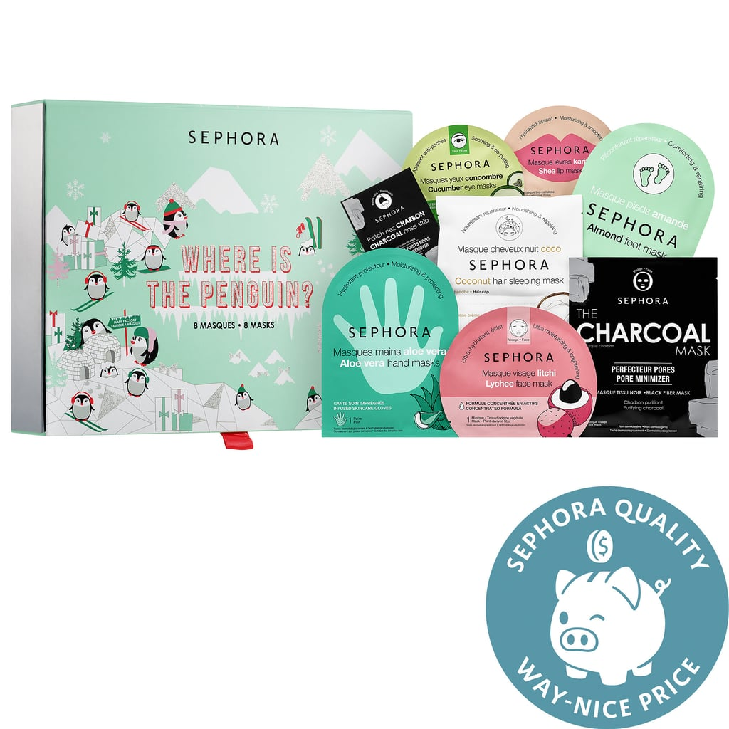 Sephora Collection Where Is the Penguin? Mask Set