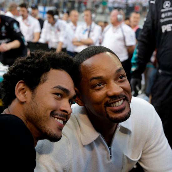 Will Smith on Relationship With Older Son, Trey