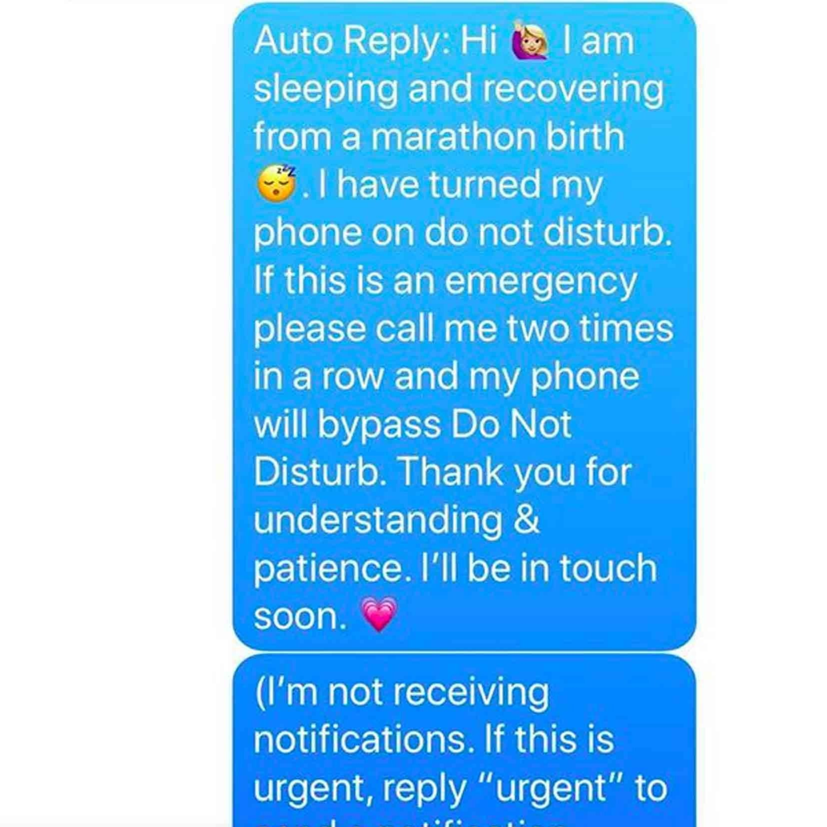 Mom's Text Message Life Hack | POPSUGAR Family