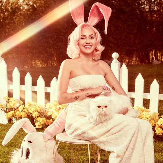 Miley Cyrus Vogue Easter Photo Shoot