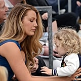 Cute Photos of Blake Lively and Her Kids December 2016