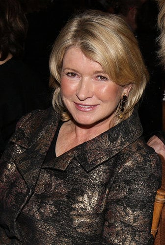 Martha Stewart Pitching TV Show Help Me Martha