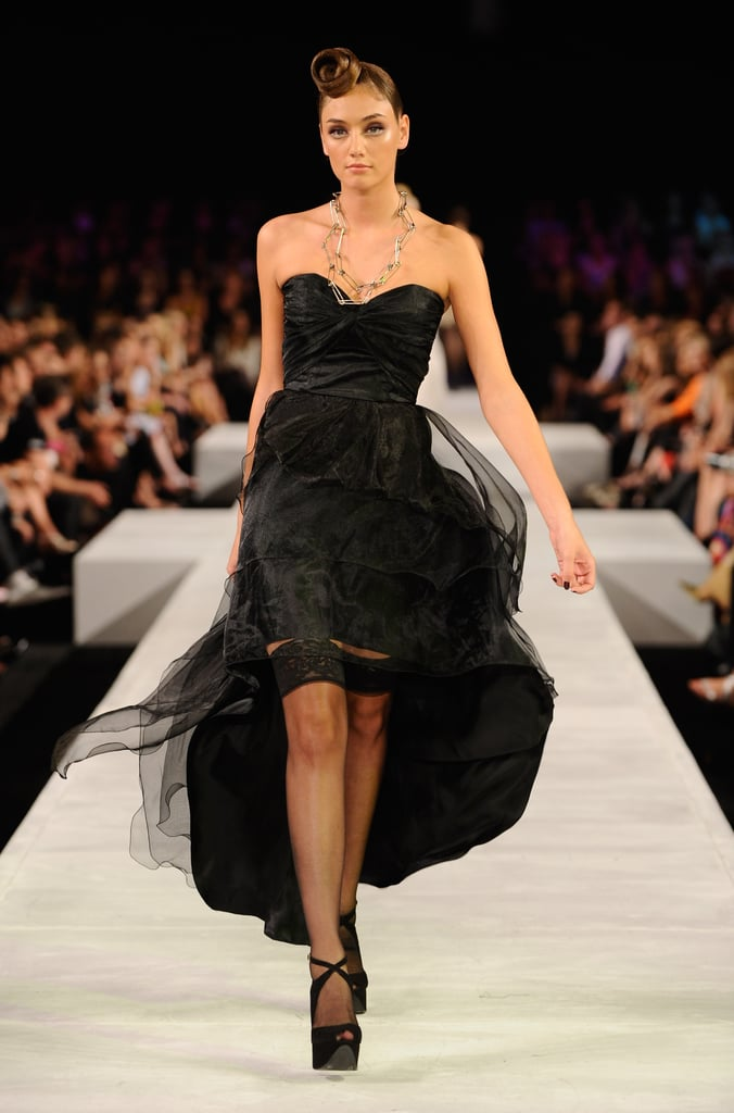 Melbourne Fashion Week: Jenny Bannister Fall 2009