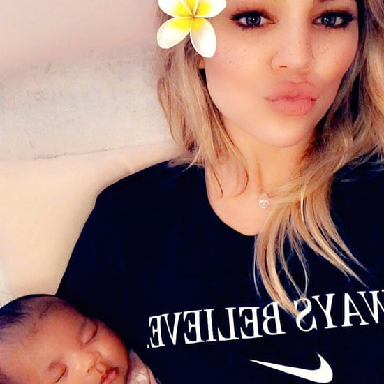 Khloé Kardashian Tweets About Decision to Stop Breastfeeding