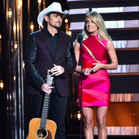 Brad Paisley Jokes About Blake Shelton and Miranda Lambert