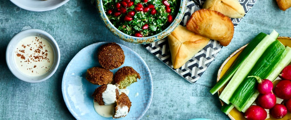 Complete Your Hot Mezze Spread With This Easy Falafel Recipe