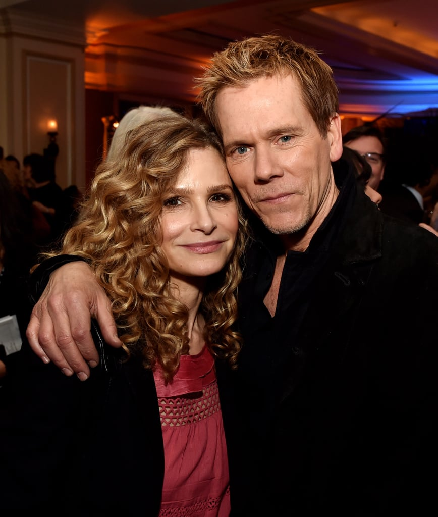 The two posed together at the Fox Winter TCA All-Star party in Pasadena, CA, in January 2015.