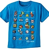 Super Mario Bros. Hero Line-Up Tee