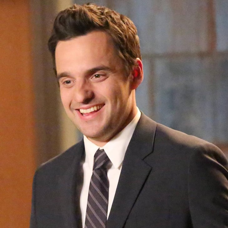 Jake Johnson On New Girl Gifs Popsugar Entertainment