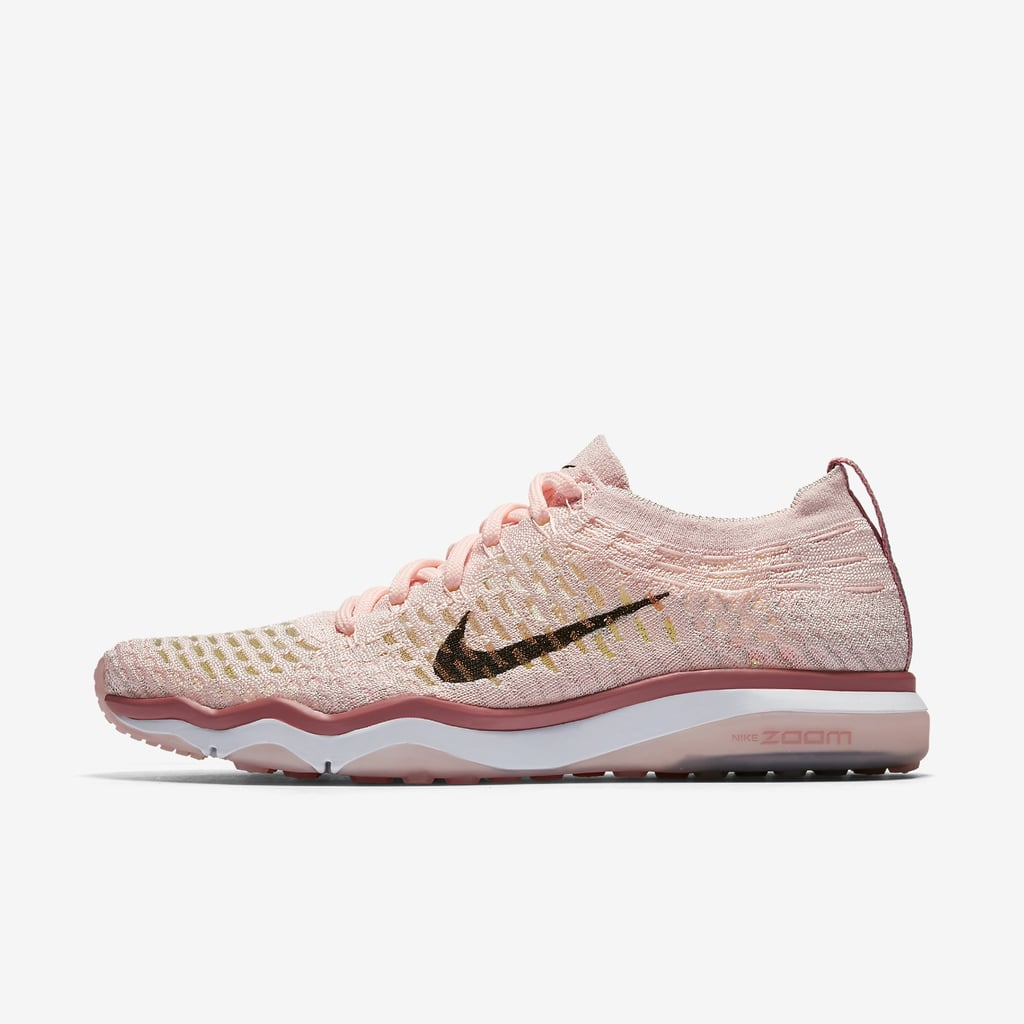 84c4baa73b7 Nike Air Zoom Fearless Flyknit Chrome Blush Training Shoe ( 140 ...