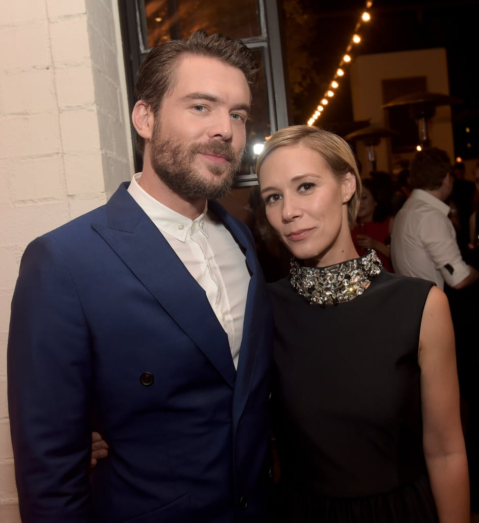 liza weil and charlie weber new celebrity couples of