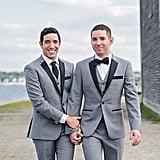 Josh and Bryan
