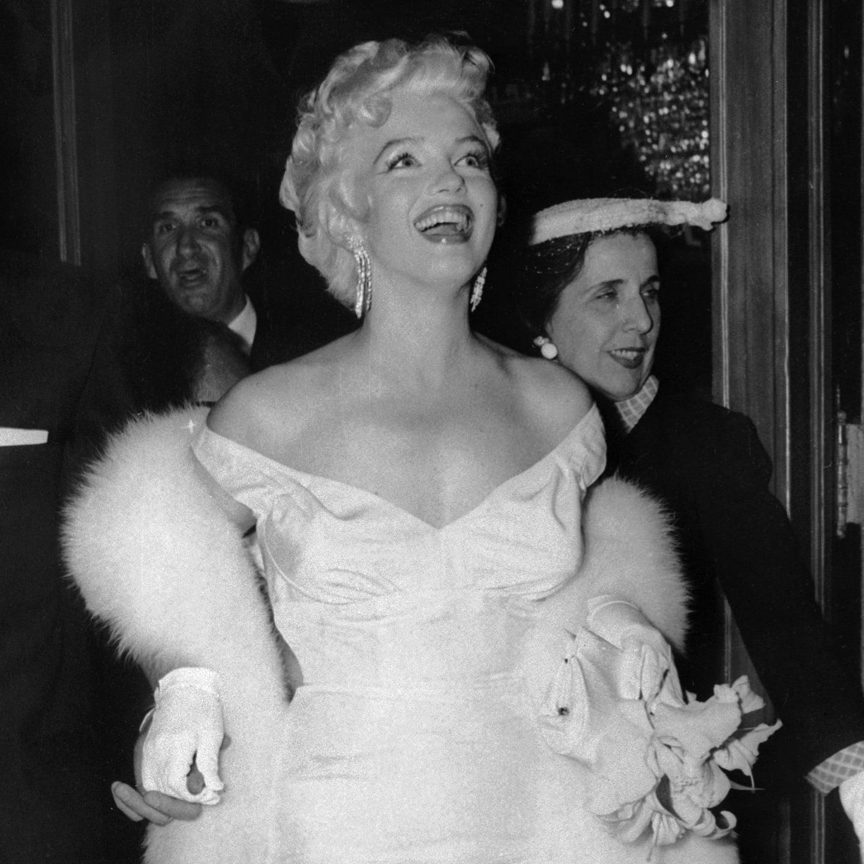 Marilyn Monroe S Happy Birthday Mr President Dress Auction Popsugar Fashion