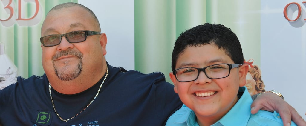 Rico Rodriguez's Father Dies March 2017