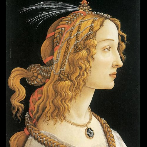 Baroque Before It Was Cool Renaissance Hairstyles For