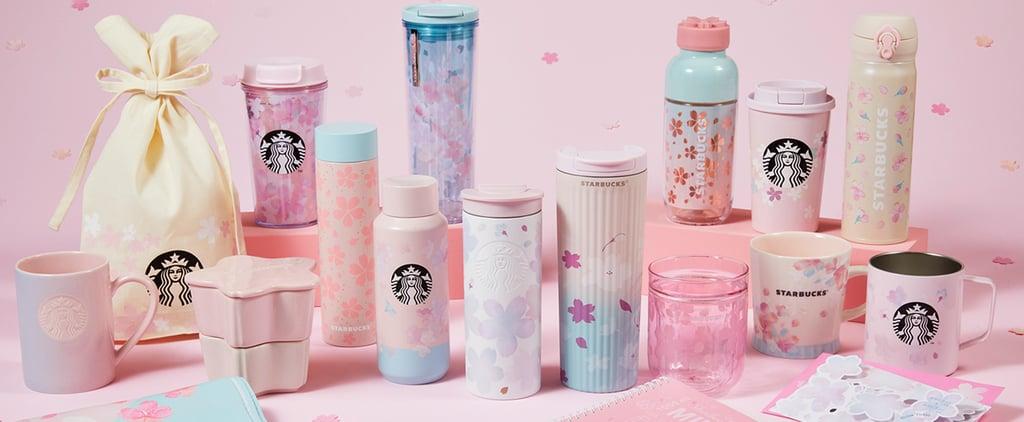 Starbucks Sakura Fuwari Cherry Blossom Collection | Photos