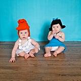 Wilma Flintstone and Betty Rubble