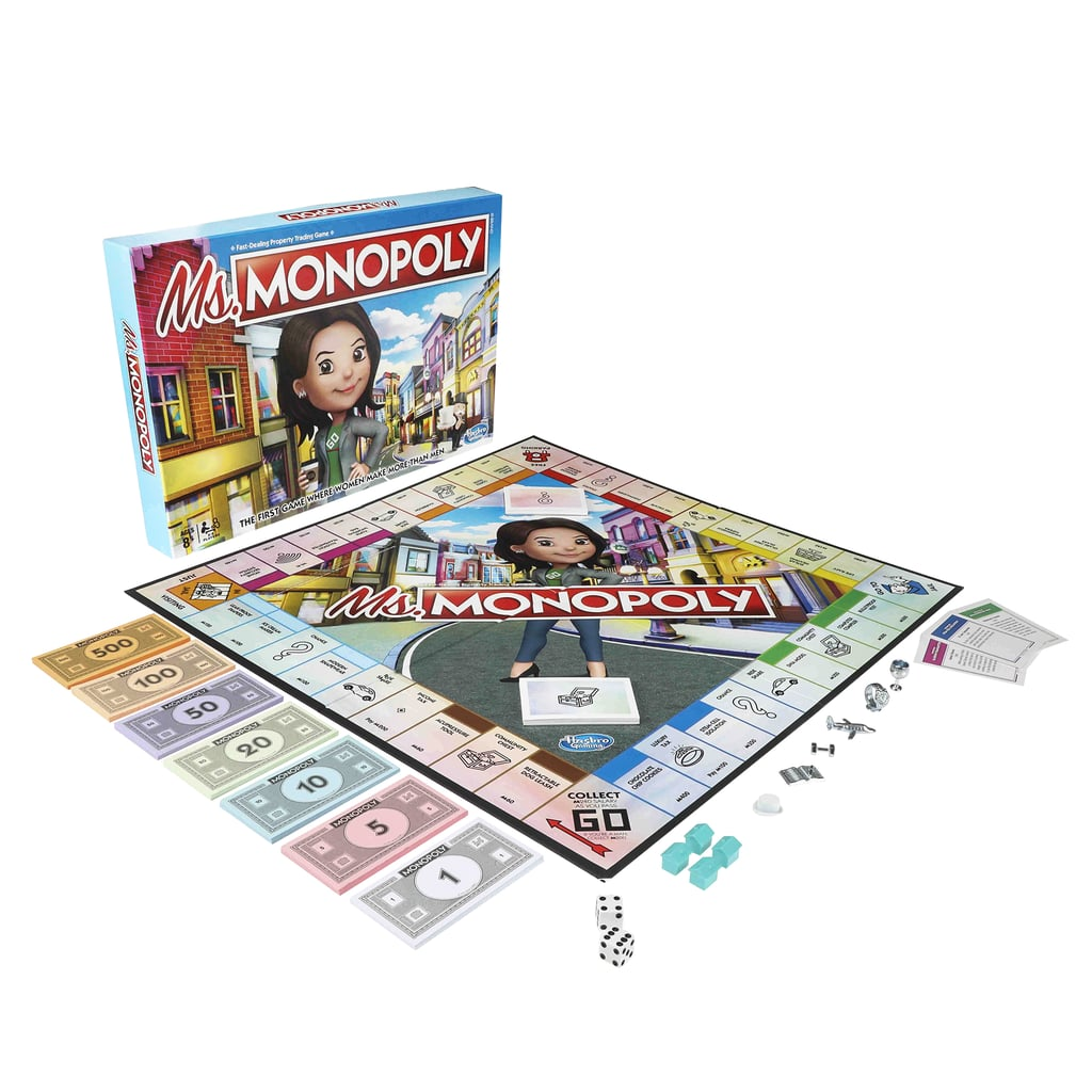 Hasbro's New Ms. Monopoly Board Game