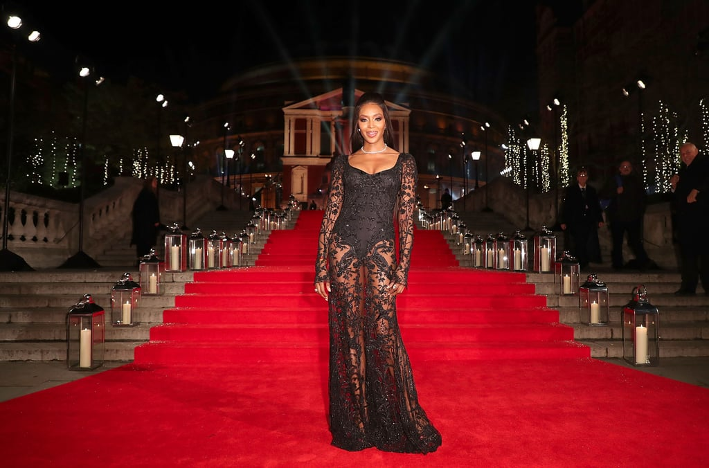 The British Fashion Awards Red Carpet 2016