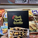 Trader Joe's Chipotle Vegetable Quesadillas ($3)