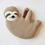 Huggable Sloth Cooling + Heating Pad