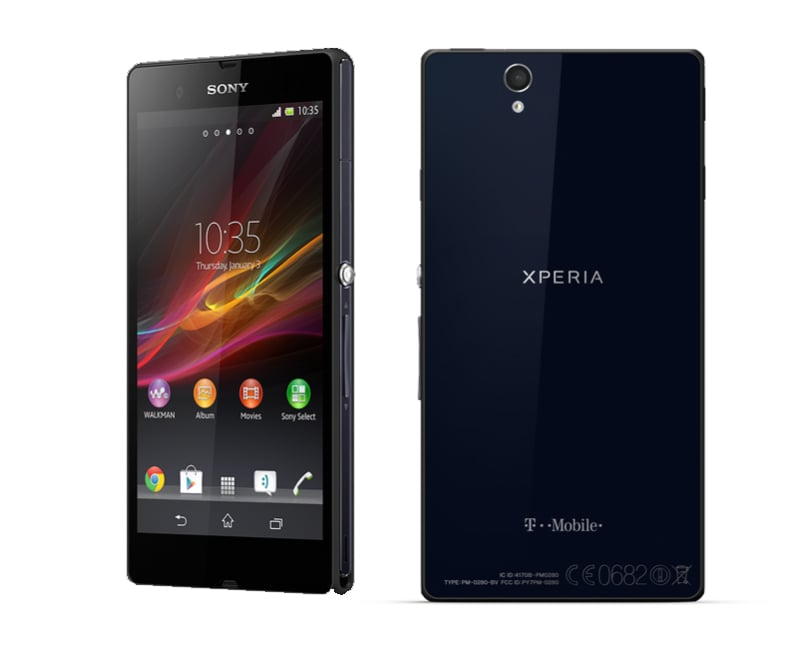 The Water-Friendly Android: Xperia Z