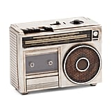 Cassette Player Decor Bank