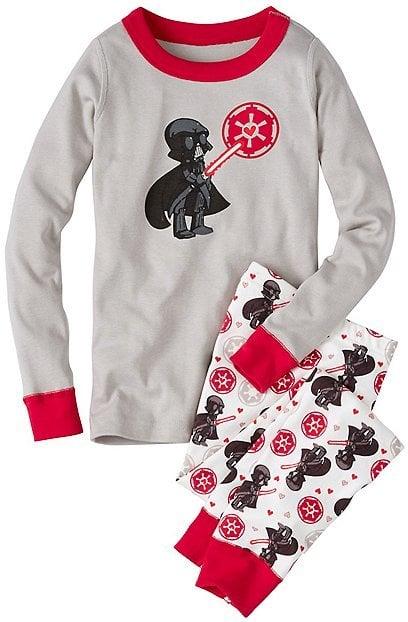 9060573e9 Kids Star Wars Long John Pajamas in Organic Cotton