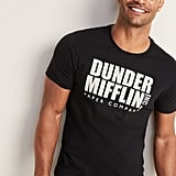 "Old Navy The Office ""Dunder Mifflin, Inc. Paper Company"" Tee"