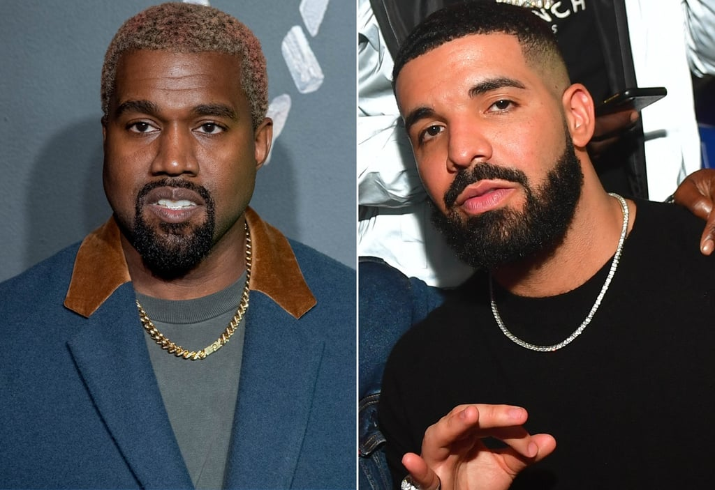 Drake and Kanye West Feud Details