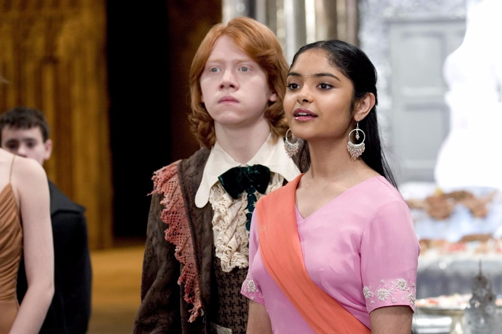 Afshan Azad's Harry Potter Beauty